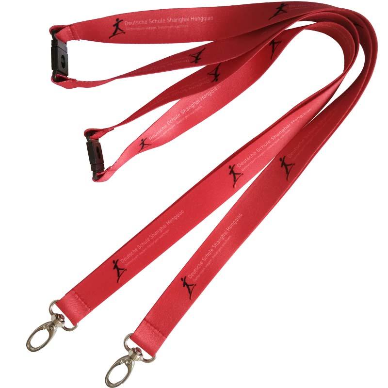 Safety Neck Lanyards | Custom Safety Neck Lanyards No