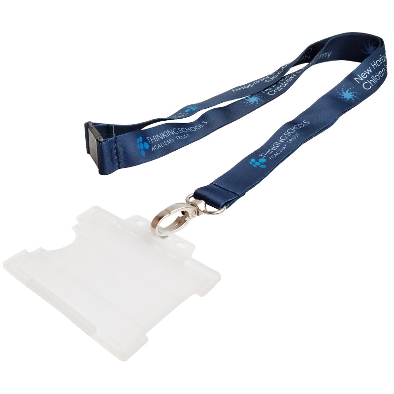 Photo ID Cards Custom made with Holder /& Lanyard