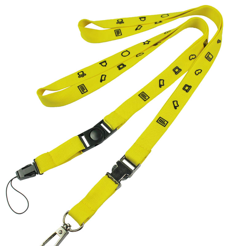 lanyards for id badges personalised sports lanyards for id badges