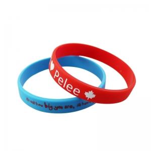 silicon wristband