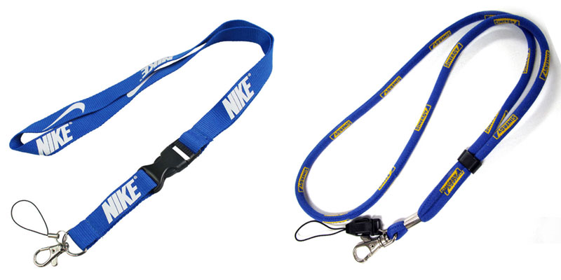 How long does a lanyard have to be